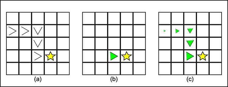 Pathfinding using SARSA(Lambda).